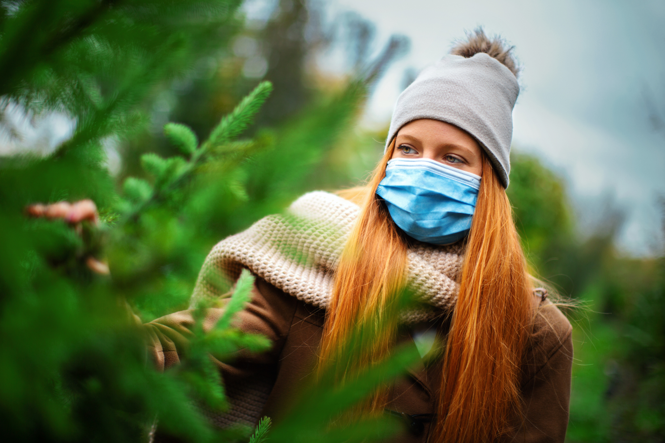 Christmas Tree Shopping Amidst a Global Pandemic: What to Expect