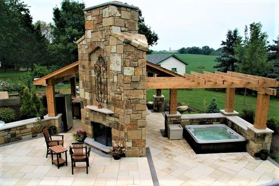 6 outdoor rooms perfect for your minnesota yard